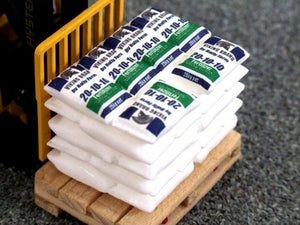 HLT-WM022D Fertilizer  - Stack of Sacks