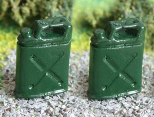 HLT-WM028 Petrol Can - Set of 2