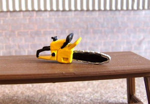 HLT-WM041 Chainsaw - Yellow