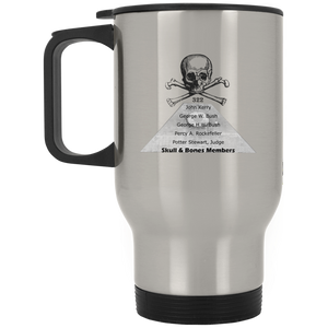 XP8400S Silver Stainless Travel Mug