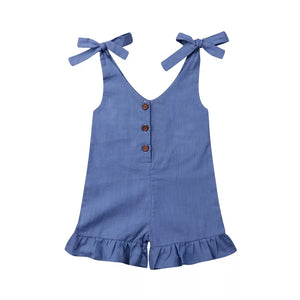 Brodie Overalls - Blue