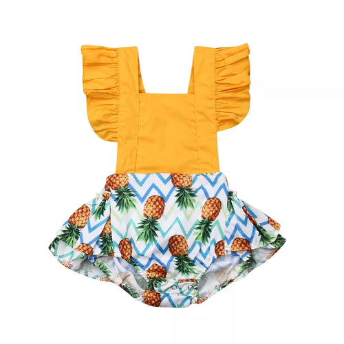 Pineapple Lovin Romper