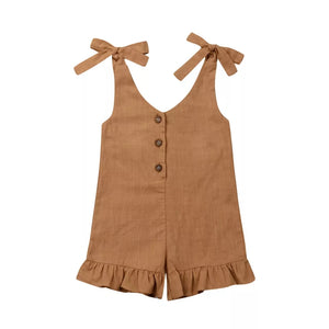 Brodie Overalls - Brown