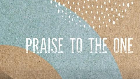 Featured image for Review: Praise To The One, Ally Ross