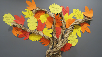 Featured image for Kids Craft Activity: Tree Of Thanks