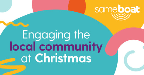Engaging The Local Community At Christmas
