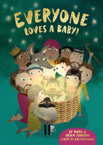 An image of Everyone Loves A Baby! - Nativity