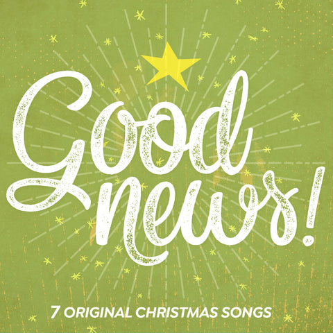 An image of Good News! - Digital Album