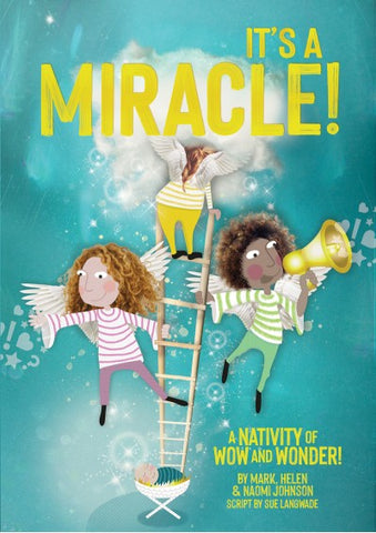 An image of It's A Miracle! - All MP3s