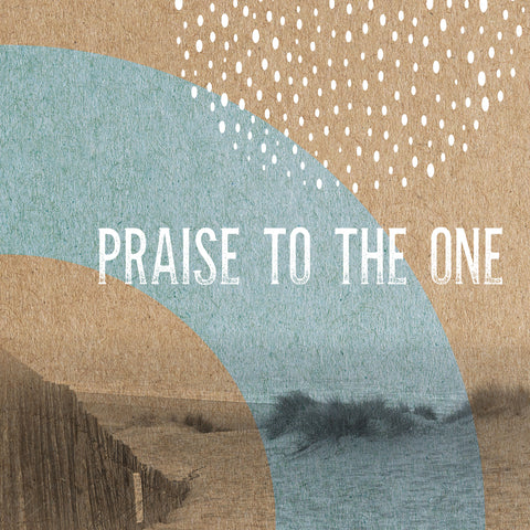 An image of Praise To The One - CD