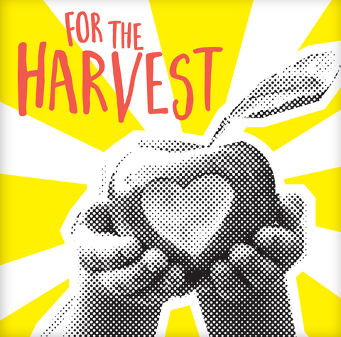 For The Harvest Cover