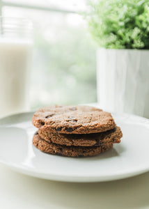 Double Chocolate Chip Cookie - Pack of 6