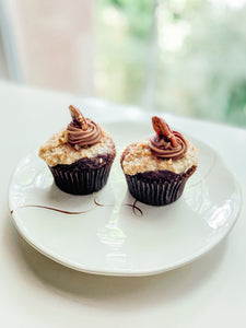 German Chocolate Cupcake 3 Pack