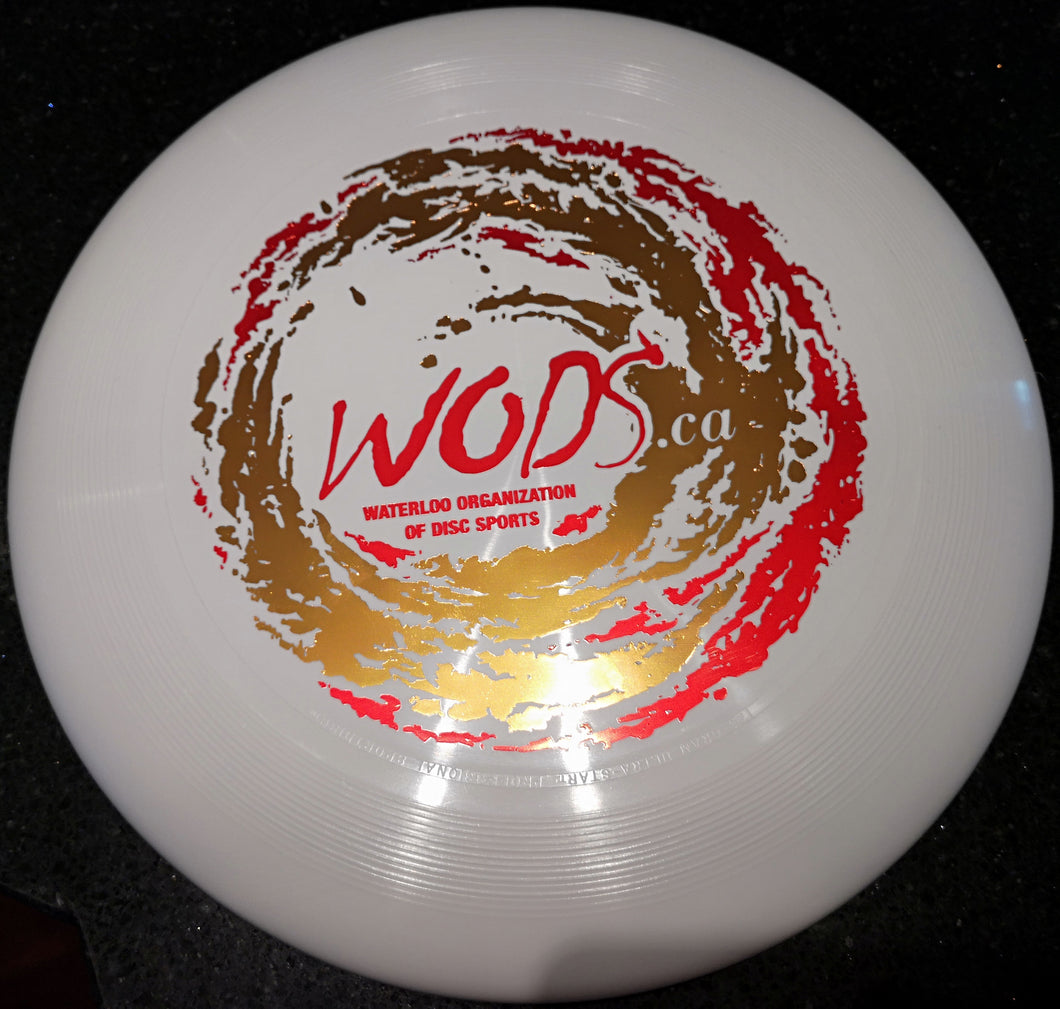 WODS Disc (Red Copper)