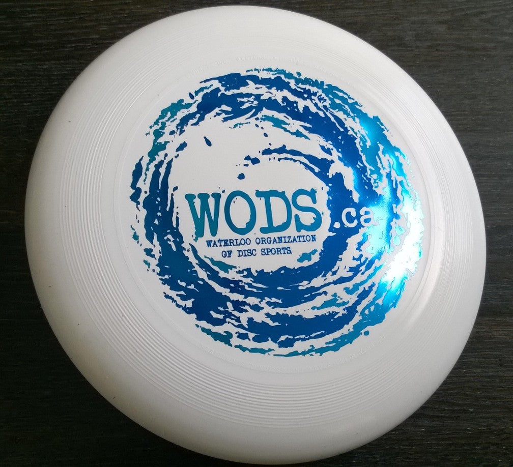 WODS Disc (Blue Metallic)