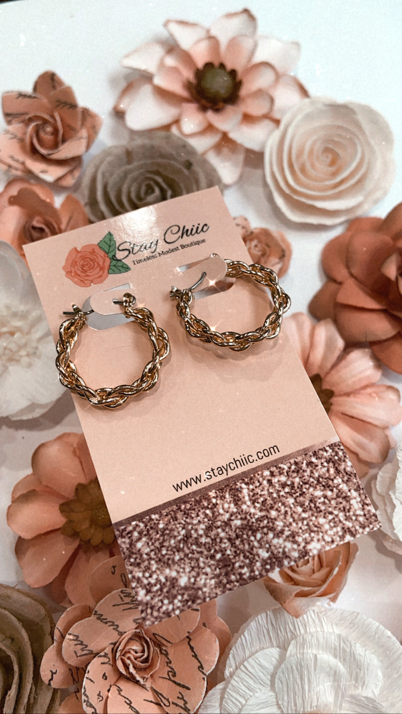 Morie Earrings
