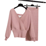 Parkly Sweater Set