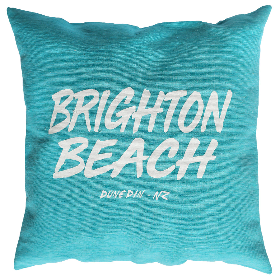 Brighton Beach cushion cover dunedin new zealand starfish photos michele newman