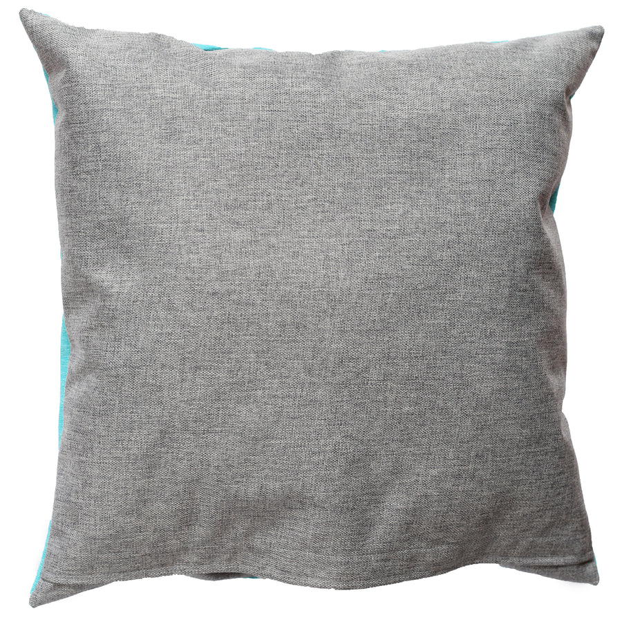 Brighton Beach - Cushion cover - Beach blue Linen