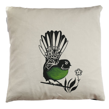 cushion cover new zealand fantail screen print starfish photos michele newman