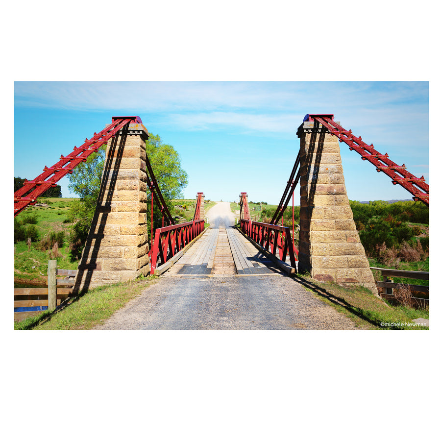 Old Sutton Bridge- Middlemarch - Otago