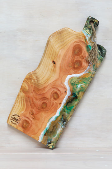 Earth Collection - Forest Serving Board