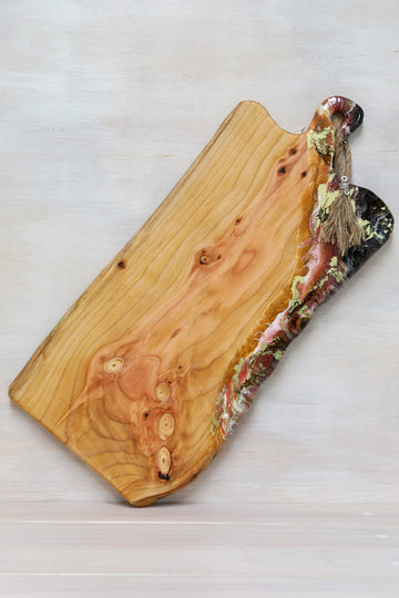 Earth Collection - Copper Serving Board