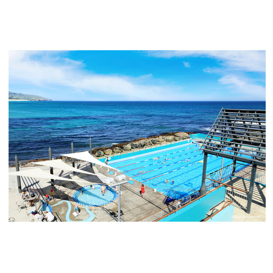 photo st clair salt water pool dunedin new zealand
