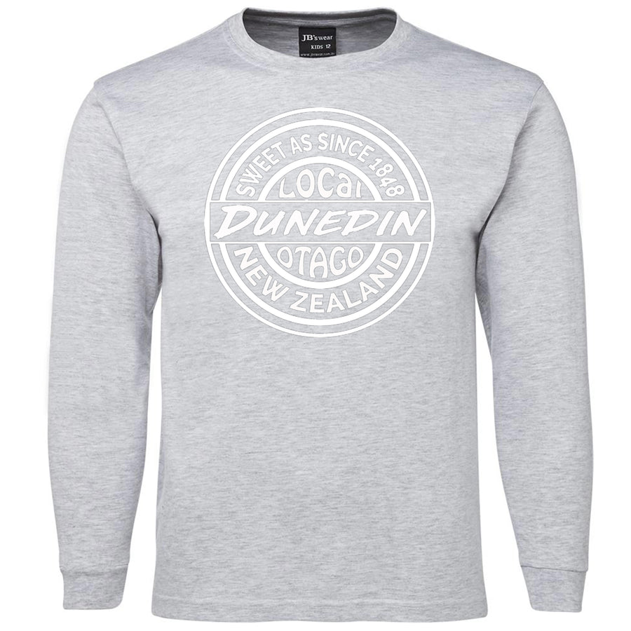 t shirt sweet as dunedin otago new zealand marle long sleeve