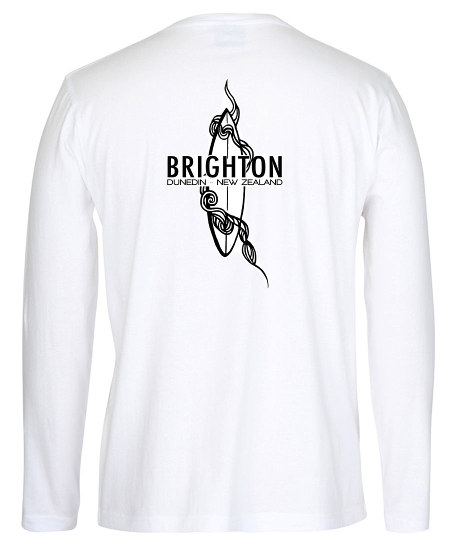 T shirt | Brighton Local, Dunedin | mens long sleeve