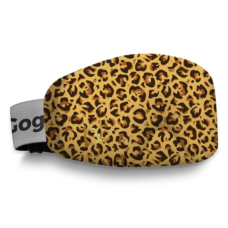 Leopard Skin Protective Goggles Cover