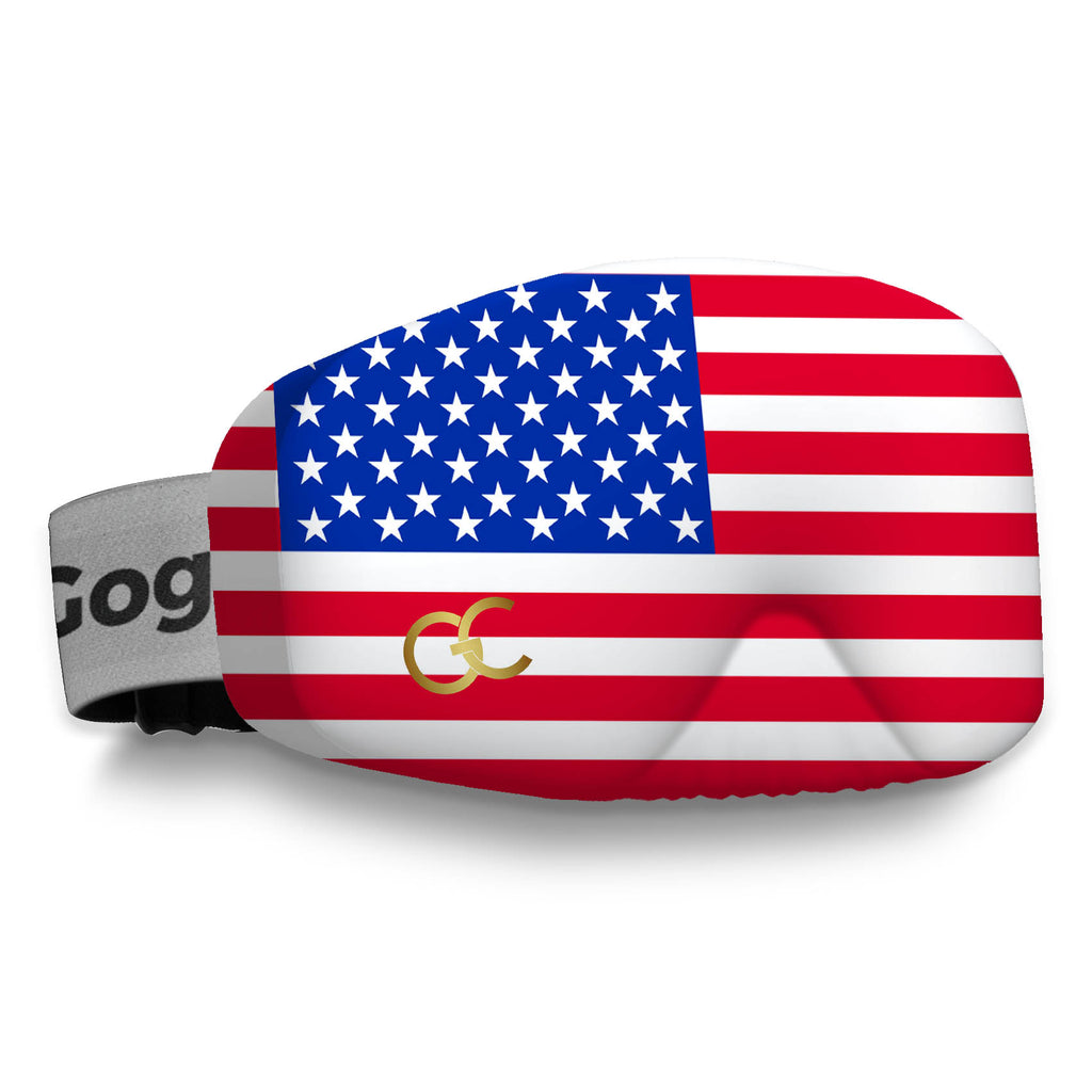 ski resorts USA goggles cover