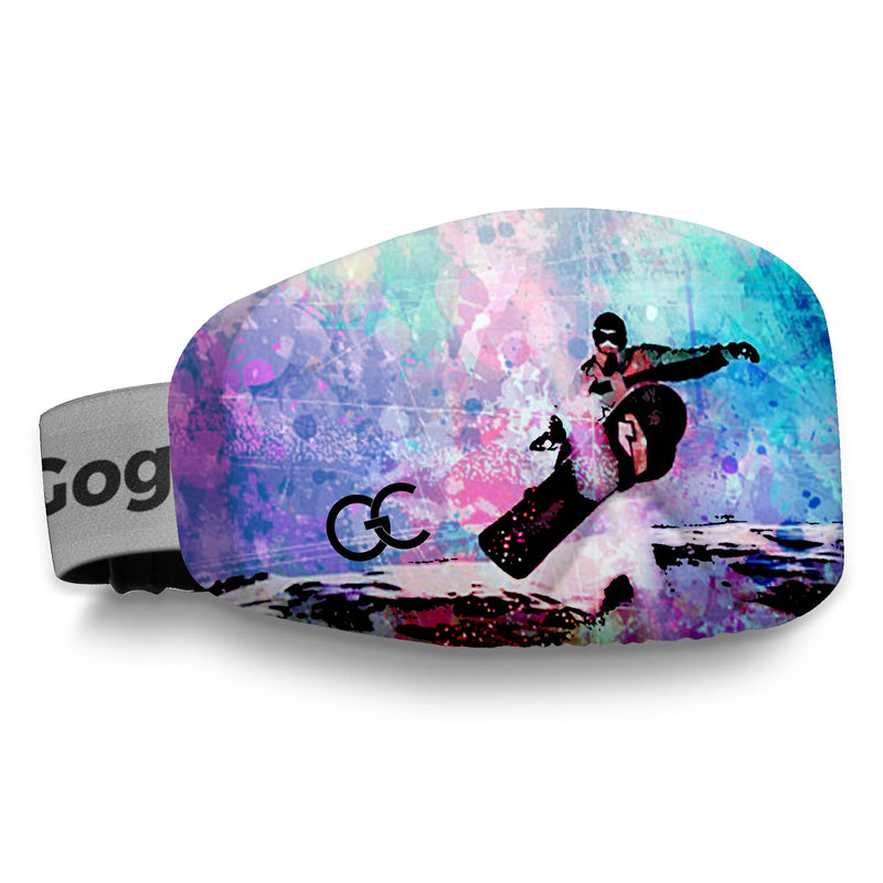 gift for snowboarder goggles cover