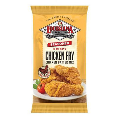 Louisiana Crispy Chicken Fry Breading Mix