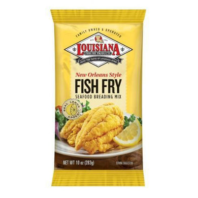 Louisiana New Orleans Fish Fry Breading Mix