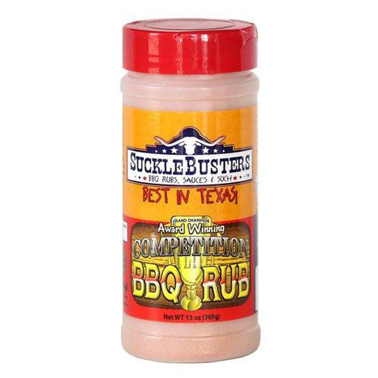 Suckle Busters Competition BBQ Rub