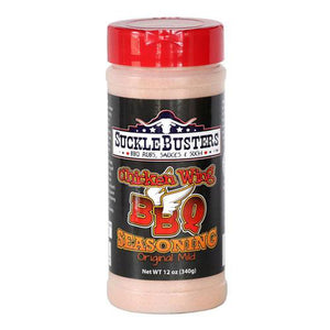 Suckle Busters Chicken Wing BBQ Rub
