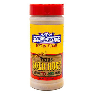 Suckle Busters Texas Gold Rub