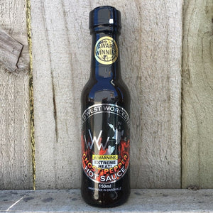 Wild West Worcester - Ghost Pepper Hot Sauce