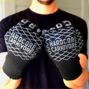 Hardcore Carnivore - Hight Heat Gloves