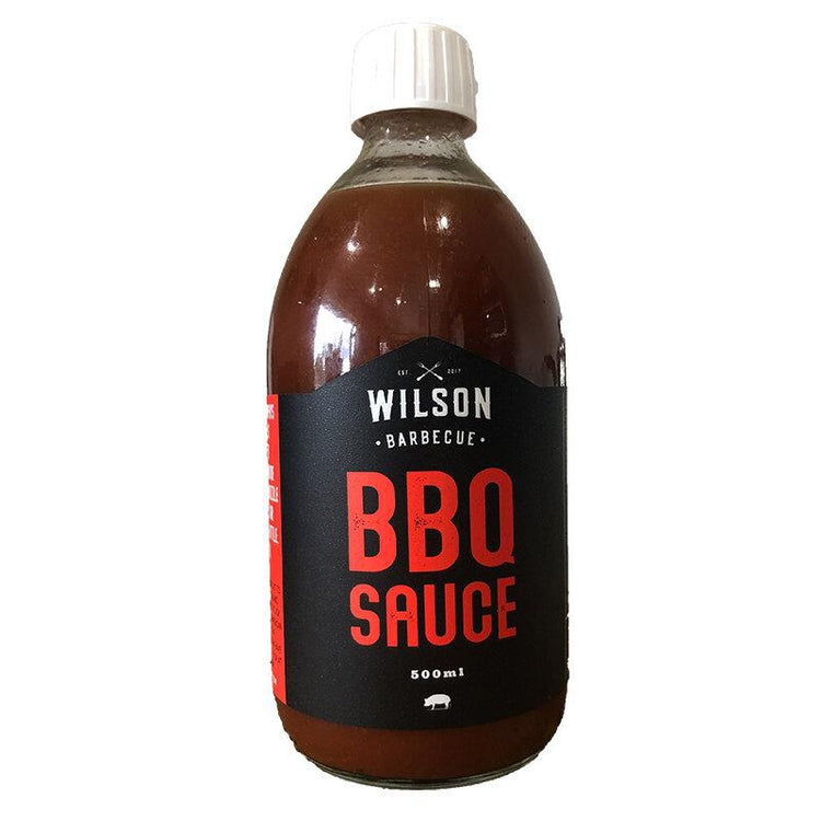 Wilson Barbecue BBQ Sauce