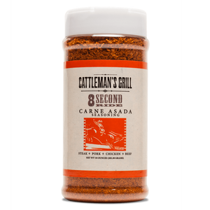 Cattleman's Grill 8 Second Ride Carne Asada Seasoning