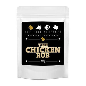 The Four Saucemen - The Chicken Rub