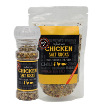 Load image into Gallery viewer, SpiceCraft Salt Rocks Grinder - Chicken