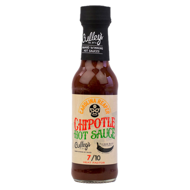 Culley's No8 Chipotle Reaper Hot Sauce
