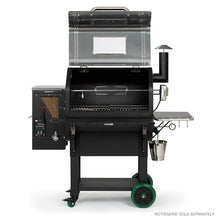 Load image into Gallery viewer, Green Mountain Grills PRIME Plus Daniel Boone Pellet Grill - Stainless Lid