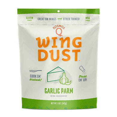 Kosmo's Q - Garlic Parm Wing Dust