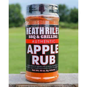 Heath Riles - Apple BBQ Rub