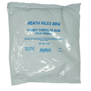Heath Riles - Honey Chipotle BBQ Rub