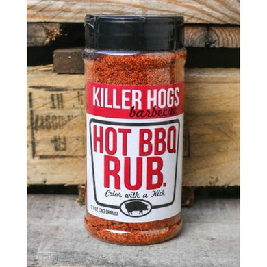 Killer Hogs - Hot BBQ Rub